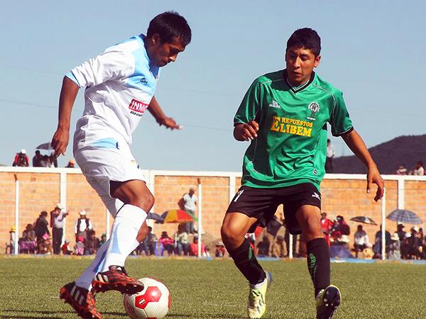 El 'Globito' sacó un gran triunfo de Puno ante Fuerza Minera. (Foto: diario Los Andes de Puno)