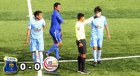 Foto: Pulso Deportivo Bambamarca