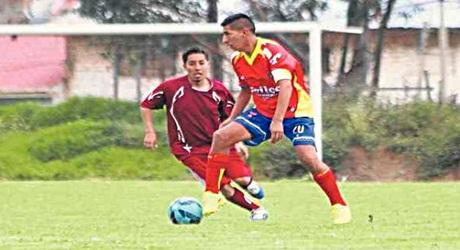 huancayo, fecha 3, fútbol, distrital, 2015