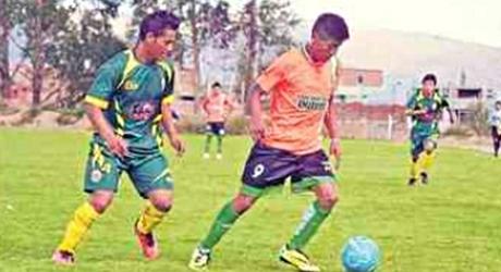 huancayo, fecha 5, fútbol, distrital, junin, 2015