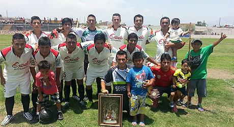 la esperanza, fecha 1, fútbol, distrital, la libertad, Trujillo, 2015