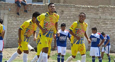 victor larco, fecha 2, fútbol, distrital, la libertad, 2015