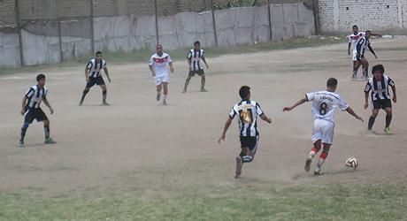 Barranco, fecha 1, fútbol, distrital, 2015