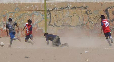 Huaycan, futbol, fecha 2, Furygangs, Intradistrital, 2015
