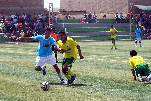 El desarrollo de las ligas distritales no van en sintonía con la idea inicial (Foto: Mundo Deportivo Comas)