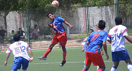 San Martin de Porres, fecha 1, fútbol, distrital, lima, 2015