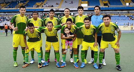 iquitos, fútbol, distrital, 2015, fecha 5, iquitos