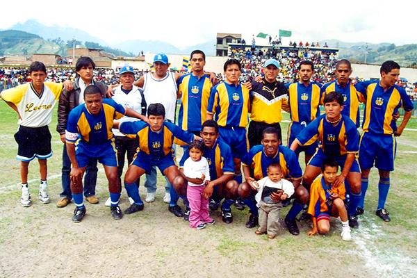En 2002, Sport Rosario alcanzó la Etapa Departamental de Áncash. (Foto: Facebook)