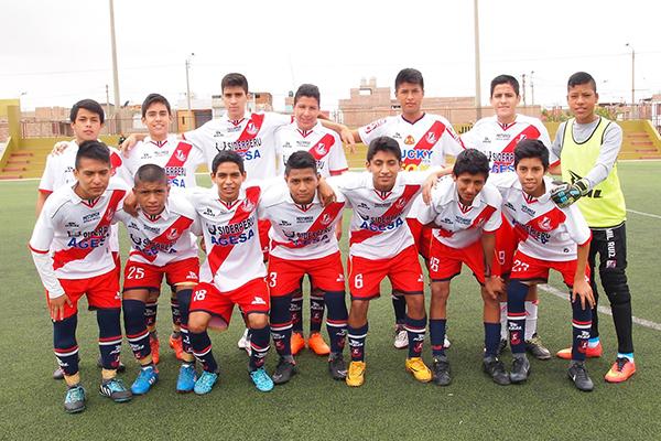 Academia de Fútbol José Gálvez FBC mantiene un proyecto con el Gálvez original. (Foto: prensa José Gálvez FBC)