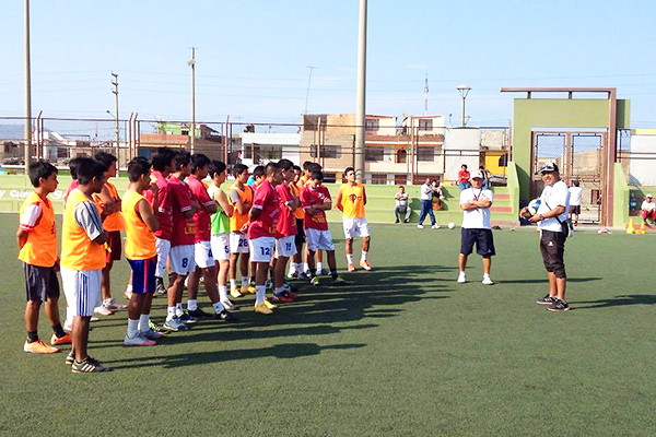 Antes Defensor Chimbote, New José Gálvez FBC espera ser protagonista en la liga de Chimbote. (Foto: prensa José Gálvez FBC)