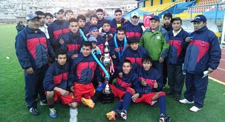 Chaupimarca, fecha 09, fútbol, distrital, 2015