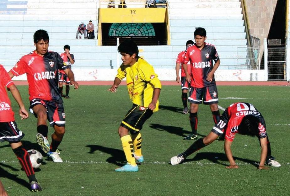 puno, puno, fútbol, distrital,2015, fecha3