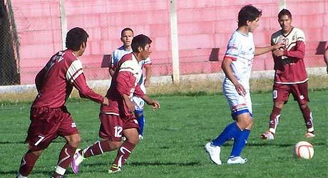 juliaca, fecha 4, fútbol, distrital, puno, 2015