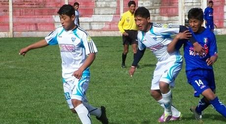 juliaca, fecha 08, fútbol, distrital, puno, 2015