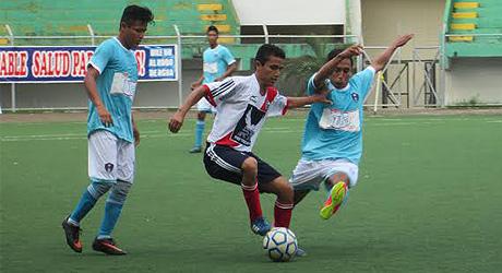 calleria, fecha 8, fútbol, distrital, coronel portillo, ucayali, 2015