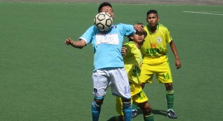 calleria, fecha 10, fútbol, distrital, coronel portillo, ucayali, 2015