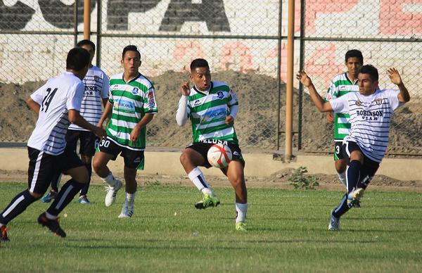 Mariano Santos de Tingo María debutó en la Etapa Provincial de la Copa Perú pese a que le correspondió iniciar la temporada desde la Etapa Distrital
