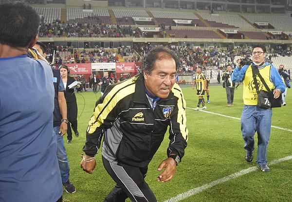 Lizandro Barbarán tuvo un amplio paso por la Segunda División. (Foto: Raúl Chávarry / DeChalaca.com)