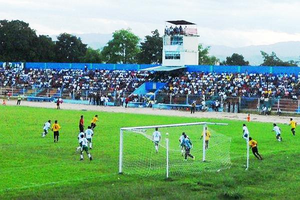 ¿Se repetirán los duelos a estadio lleno de Unión Tarapoto y Deportivo Cali? (Foto: prensa Deportivo Cali)