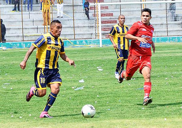 Luego de pasar por equipos de Lima, Edson Chacaliaza llegó a Sport Rosario en busca de levantar la 'Orejona' nuestra. (Foto: prensa Sport Rosario)