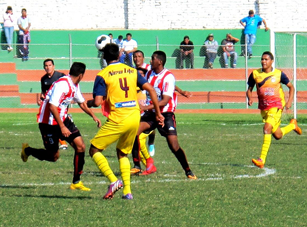 Su última experiencia profesional (Segunda) fue con Unión Huaral. Su desenlace en el 'Pelícano' no fue el mejor. (Foto: Georgina Carlos)