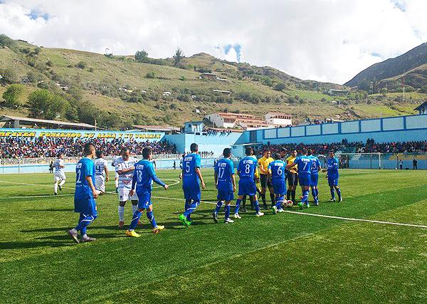 Hualgayoc será local, como en toda la Copa Perú, en el José Gálvez Egúsquiza. (Foto: Pulso Deportivo)