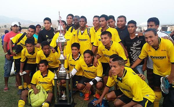 Unión La Calera fue campeón distrital en 2010. (Foto: Prensa Unión La Calera)