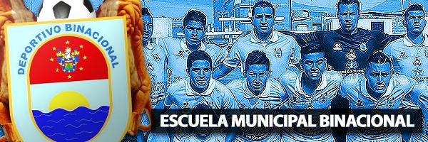 Escuela Municipal Binacional FC