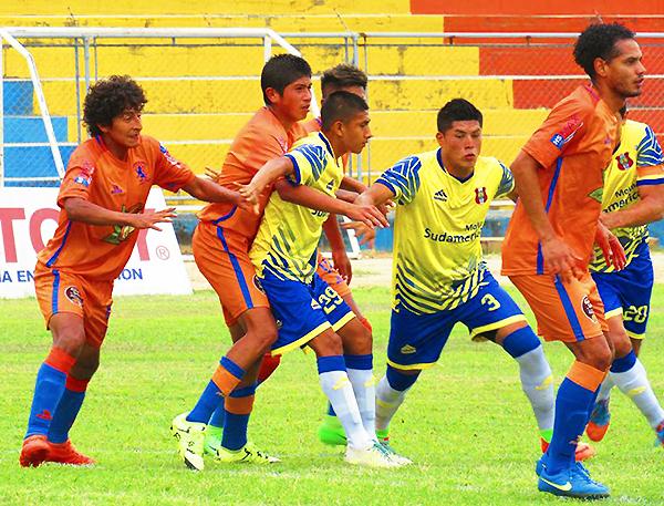 El cuadro de Picota fue local en Tarapoto y logró un valioso triunfo. (Foto: Kerwin Rodríguez / Deporte al Día)