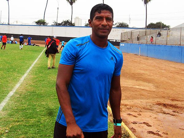 Víctor Chávez (Foto: Aldo Ramírez / DeChalaca.com)