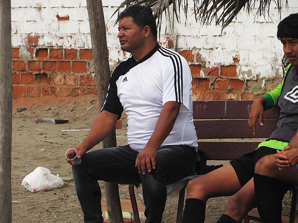 Paulo Hinostroza (Foto: Aldo Ramírez / DeChalaca.com)