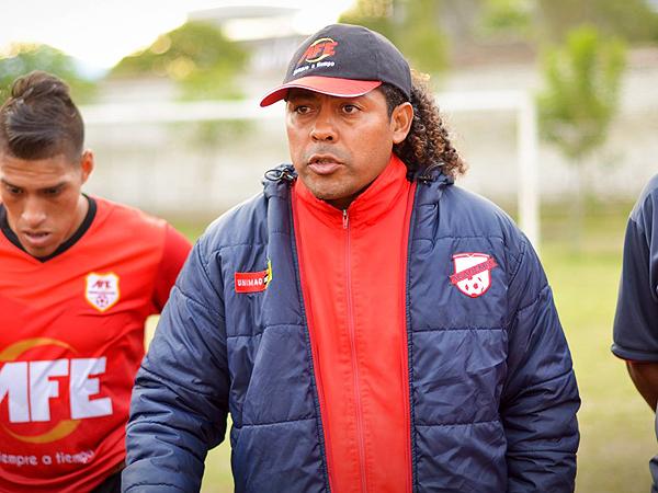Alessandro Morán (Foto: Álex Melgarejo / Prensa AFE Cosmos)