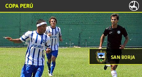 Foto: Frank Hinostroza / prensa Liga Distrital de San Borja