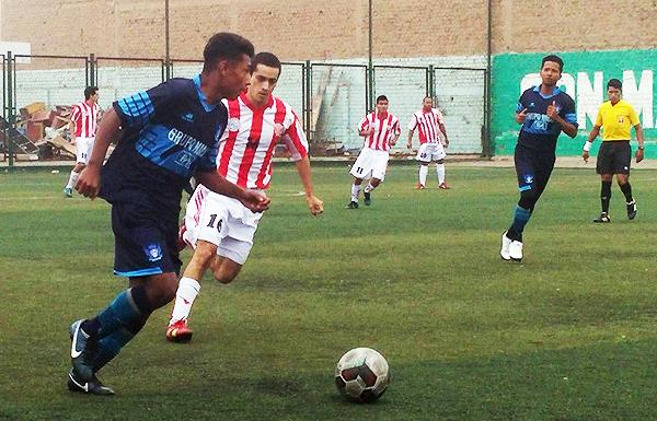 Última postal de Atlético Chalaco en 2016. A la cuarta fecha de la Liga Distrital del Callao dejó de participar, hasta perder todos sus partidos por walk over. (Foto: Paul Arrese / DeChalaca.com)