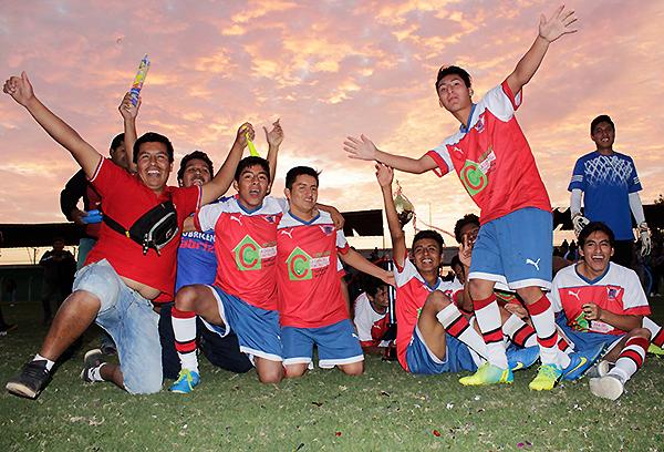 Real Fujimori quiere dar que hablar en la Copa Perú 2018. (Foto: Omar Díaz / Hincha Pelotas Sport'D)