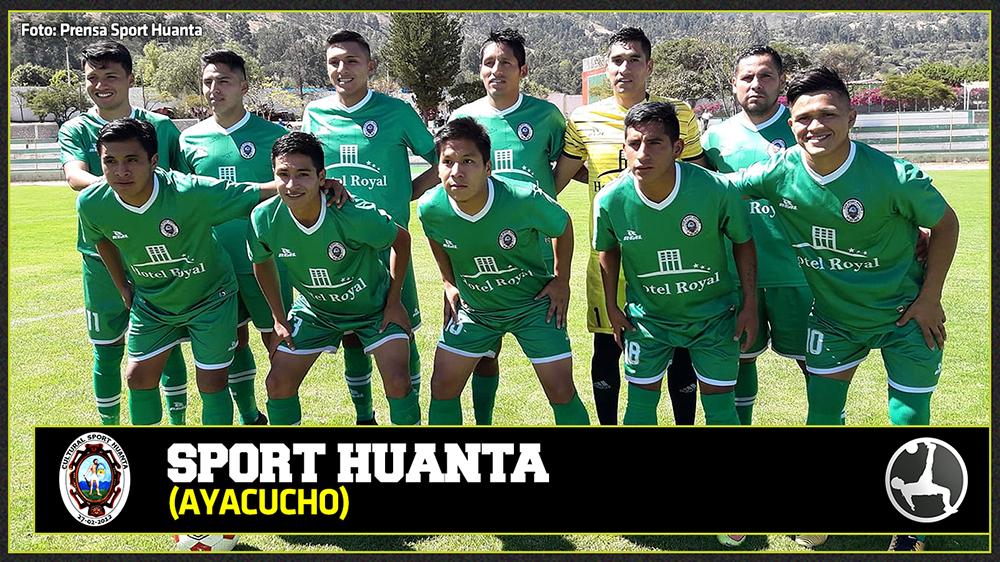 Foto: Prensa Sport Huanta