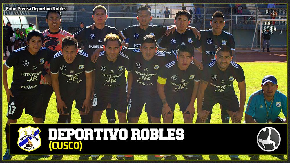Foto: Prensa Deportivo Robles