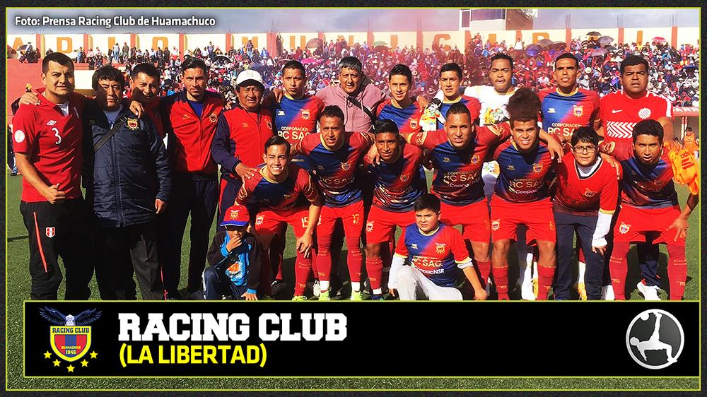 Foto: Prensa Racing Club de Huamachuco