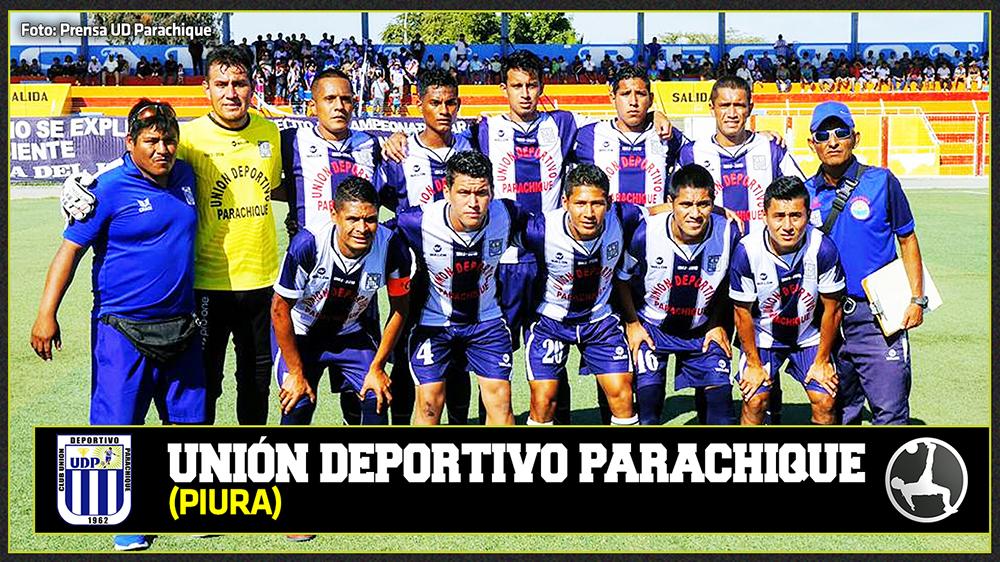 Foto: Prensa UD Parachique