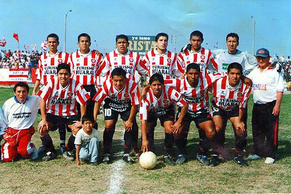 Unión Huaral también tuvo en sus filas a Carlos Laura. (Foto: Facebook)