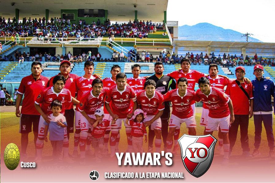 Deportivo Yawar's (Foto: Prensa Deportivo Yawar's)