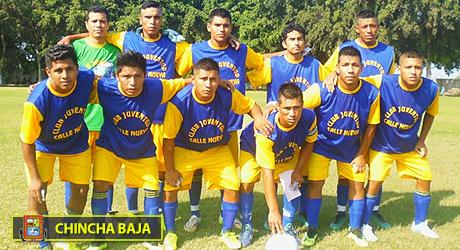 Foto: Fútbol de Chincha