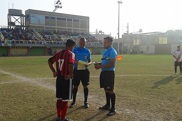 Flamengo y River se enfrentaron en la Provincial de Huarochirí en 2017. (Foto: Ademir Rivera)
