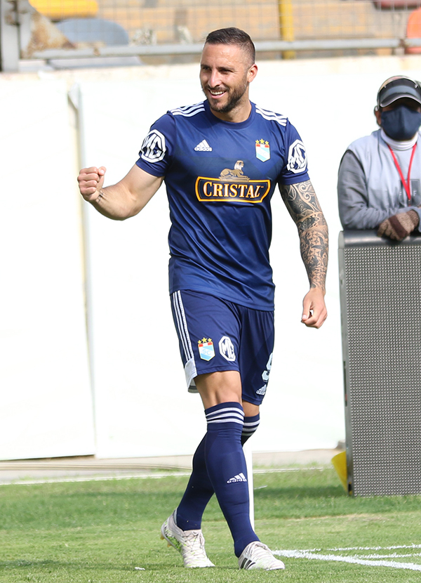 Emanuel Herrera (Foto: Pedro Monteverde / DeChalaca.com)