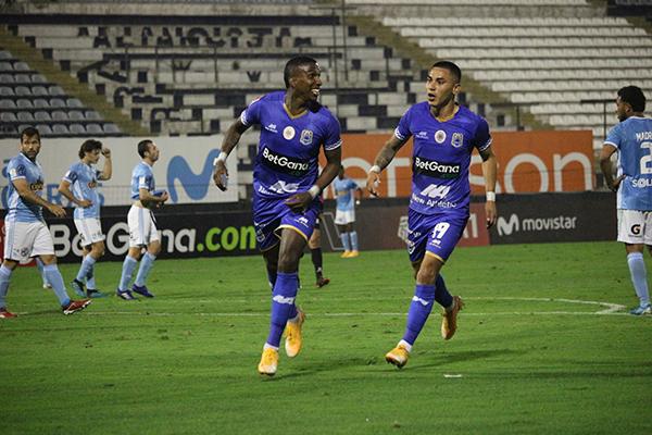 Arango y Deza, la dupla que encarna la filosofía futbolística y afines que decidió adoptar Binacional para 2020 (Foto: Miguel Marca / DeChalaca.com)