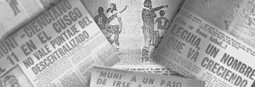Composición: Gian Saldarriaga / Recortes: diario Expreso