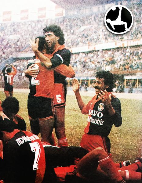 La ventaja en Arequipa le permitía a Melgar ir con cierta confianza a jugar la vuelta ante Alianza Lima en 1991. (Recorte: suplemento Crack)