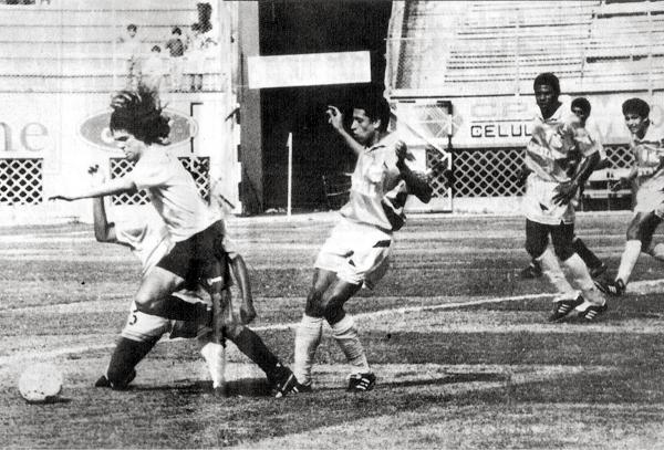 Ariel Graziani (Foto: revista Estadio)