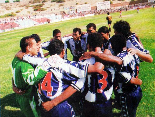La unión del equipo fue la clave para que Alianza rompiera su mala racha sin conseguir títulos (Recorte: revista Once)