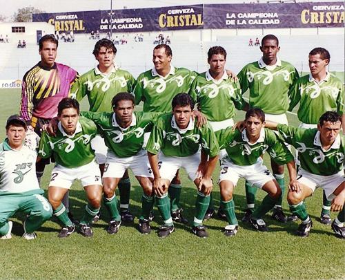 Alcides Vigo 1997 (Foto: Facebook)